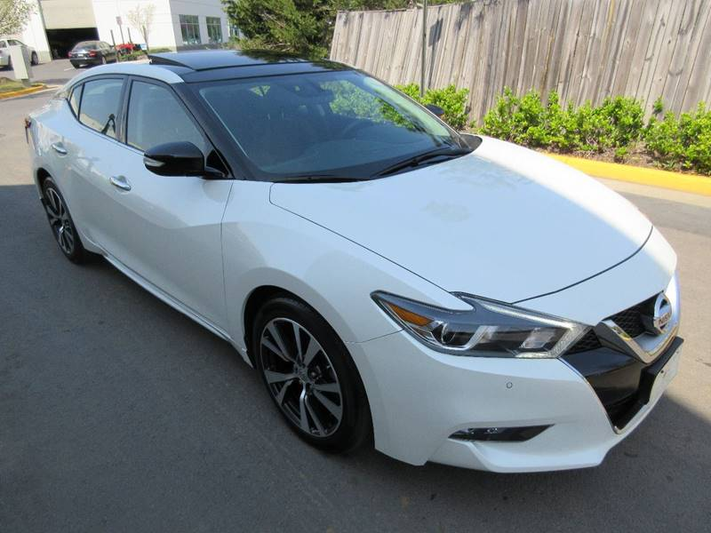 2016 Nissan Maxima for sale at Super Bee Auto in Chantilly VA