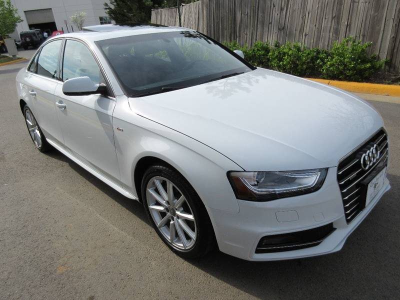 2014 Audi A4 for sale at Super Bee Auto in Chantilly VA