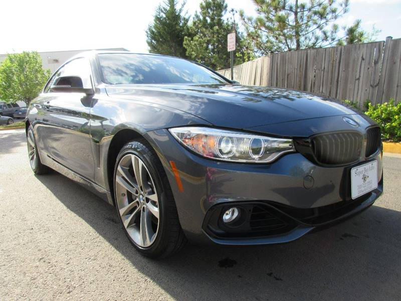 2014 BMW 4 Series for sale at Super Bee Auto in Chantilly VA