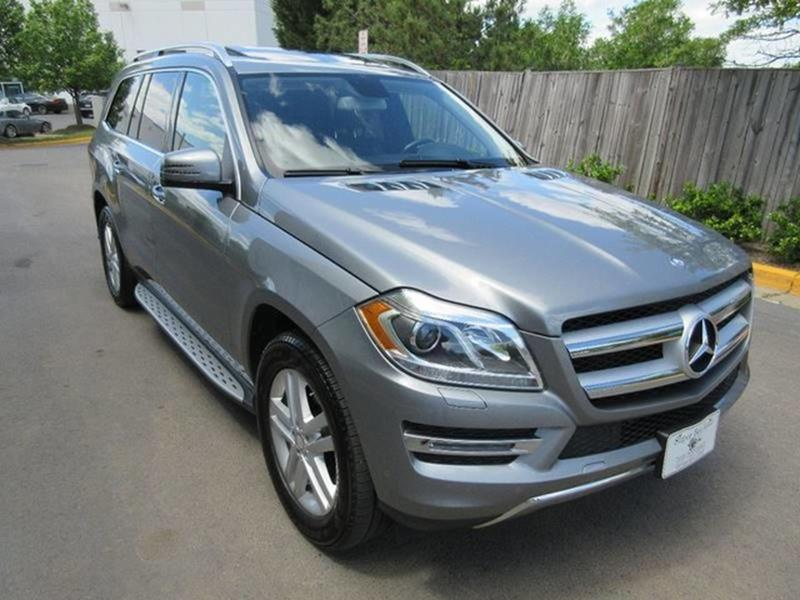2014 Mercedes-Benz GL-Class for sale at Super Bee Auto in Chantilly VA