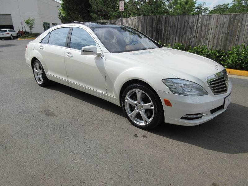 2013 Mercedes-Benz S-Class for sale at Super Bee Auto in Chantilly VA