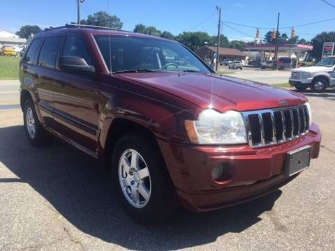 2007 Jeep Grand Cherokee for sale in Lexington, NC