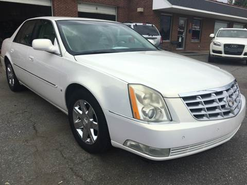 2006 Cadillac DTS for sale at Creekside Automotive in Lexington NC