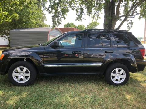 2010 Jeep Grand Cherokee for sale at Creekside Automotive in Lexington NC