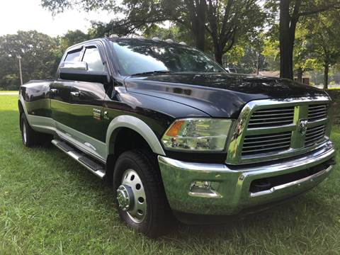 2012 RAM Ram Pickup 3500 for sale at Creekside Automotive in Lexington NC
