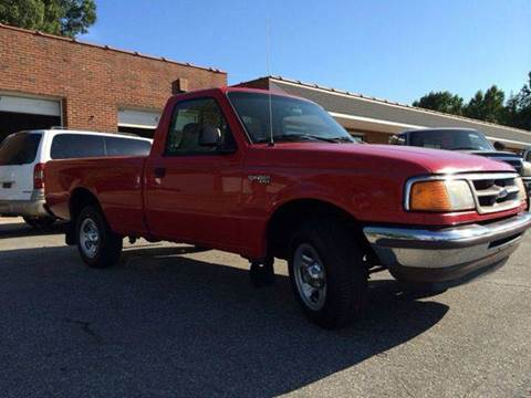 1997 Ford Ranger for sale in Lexington, NC