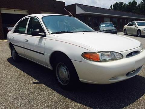 1997 Ford Escort for sale at Creekside Automotive in Lexington NC