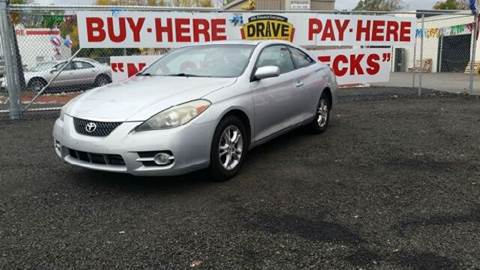 2007 Toyota Camry Solara for sale in Hartford, CT
