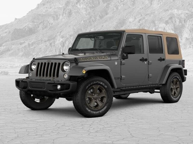 2018 Jeep Wrangler Unlimited UNLIMITED GOLDEN EAGLE 4X4 In