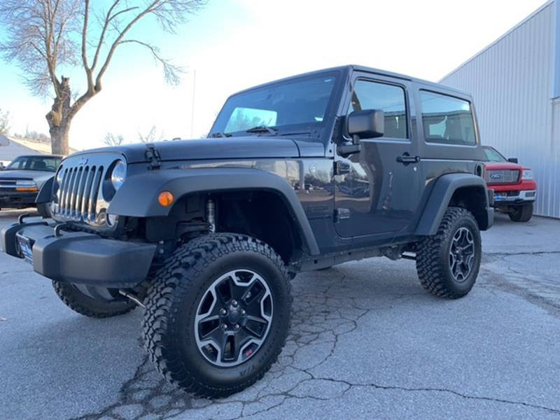 2016 jeep wrangler 4x4 sport 2dr suv in beatrice ne twin. Black Bedroom Furniture Sets. Home Design Ideas