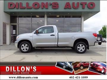 2009 Toyota Tundra for sale in Lincoln, NE