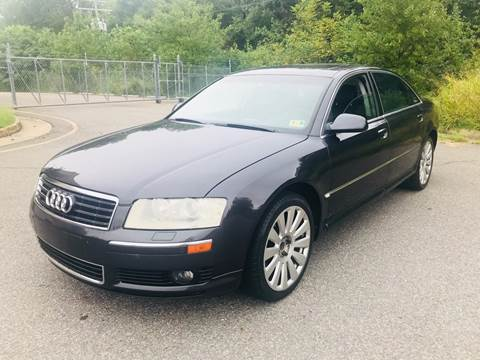 Used Audi A L For Sale In Virginia Carsforsalecom - Used audi a8l for sale