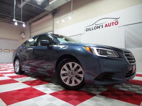 2017 Subaru Legacy for sale in Lincoln, NE