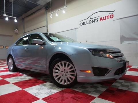 2011 Ford Fusion Hybrid for sale in Lincoln, NE