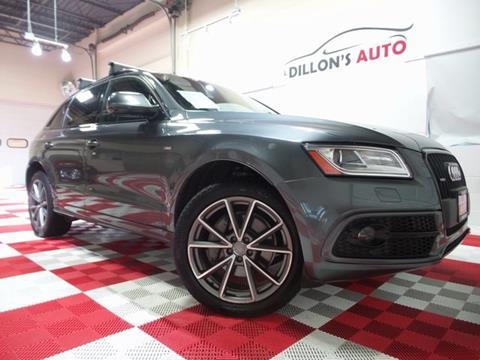 2015 Audi Q5 for sale in Lincoln, NE