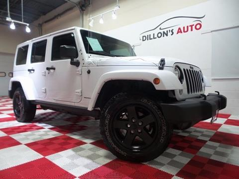2015 Jeep Wrangler Unlimited for sale in Lincoln, NE