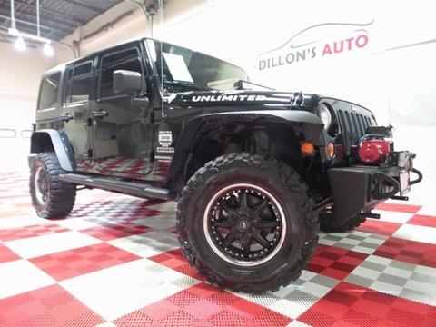 2011 Jeep Wrangler Unlimited for sale in Lincoln, NE
