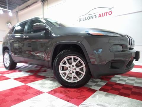 2014 Jeep Cherokee for sale in Lincoln, NE