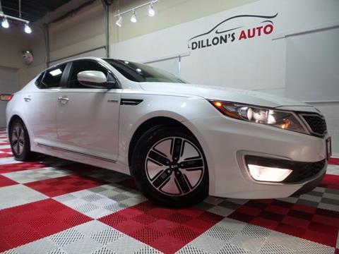 2013 Kia Optima Hybrid for sale in Lincoln, NE