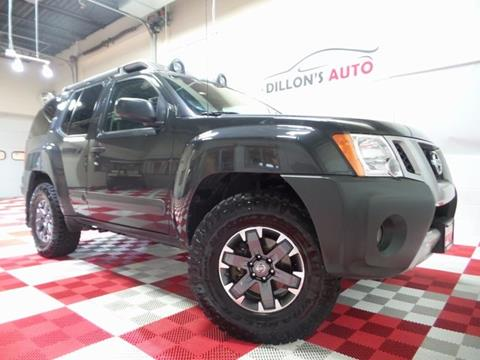 2014 Nissan Xterra for sale in Lincoln, NE