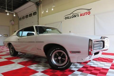 1969 Pontiac GTO for sale in Lincoln, NE