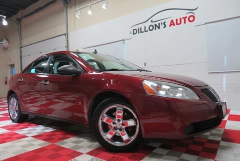 2009 Pontiac G6 for sale in Lincoln, NE