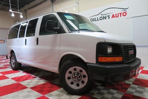 2014 GMC Savana Passenger for sale in Lincoln, NE