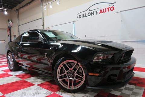 2014 Ford Shelby GT500 for sale in Lincoln, NE