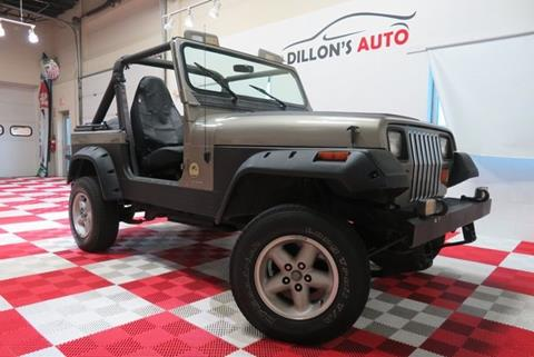 1987 Jeep Wrangler for sale in Lincoln, NE