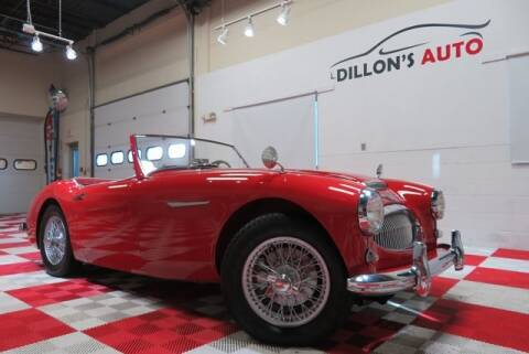 1962 Austin-Healey n/a for sale in Lincoln, NE