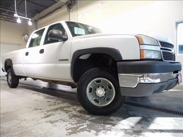 2005 Chevrolet Silverado 2500HD for sale in Lincoln, NE