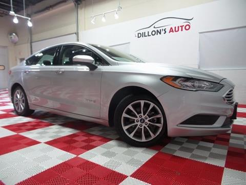 2017 Ford Fusion Hybrid for sale in Lincoln, NE