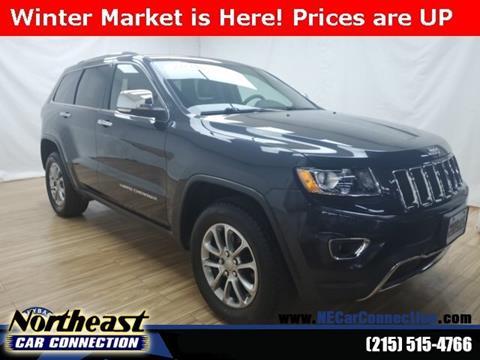 2015 Jeep Grand Cherokee for sale in Philadelphia, PA