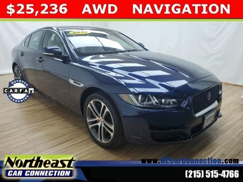 2017 Jaguar XE for sale in Philadelphia, PA