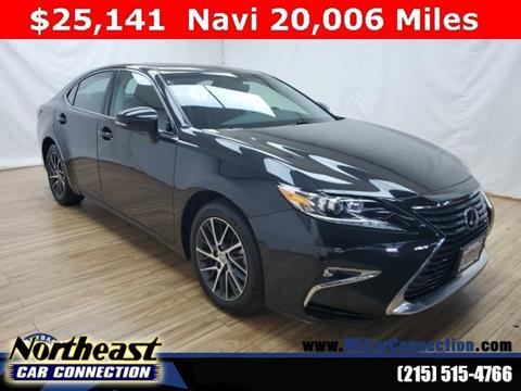 2016 Lexus ES 350 for sale in Philadelphia, PA