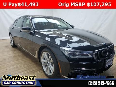2016 BMW 7 Series for sale in Philadelphia, PA