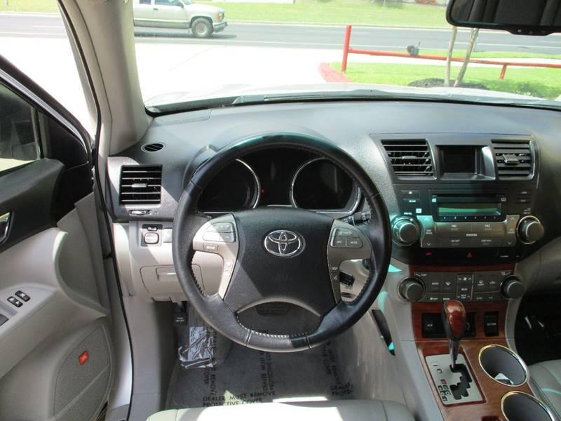 2008 Toyota Highlander Limited 4dr SUV - Austin TX