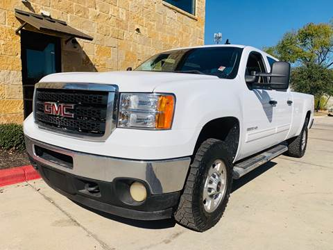 2011 GMC Sierra 2500HD for sale in Austin, TX