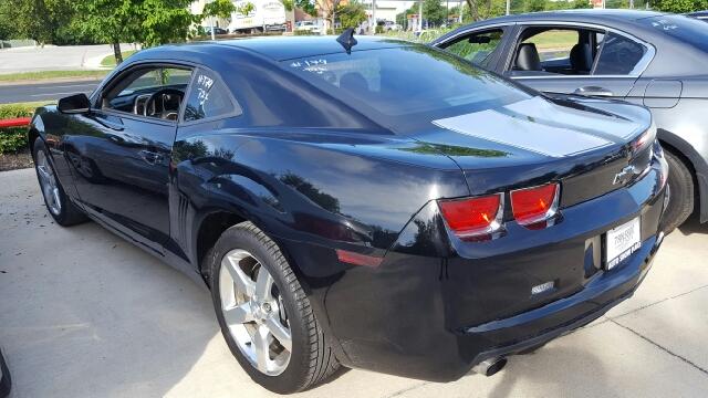 2010 Chevrolet Camaro LT 2dr Coupe w/1LT - Austin TX