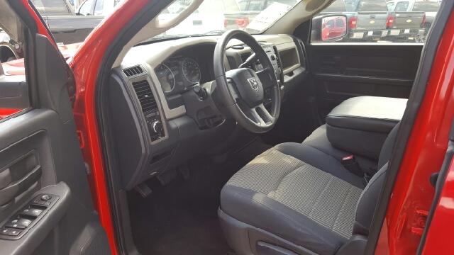 2010 Dodge Ram Pickup 1500 4x2 SLT 4dr Crew Cab 5.5 ft. SB Pickup - Austin TX