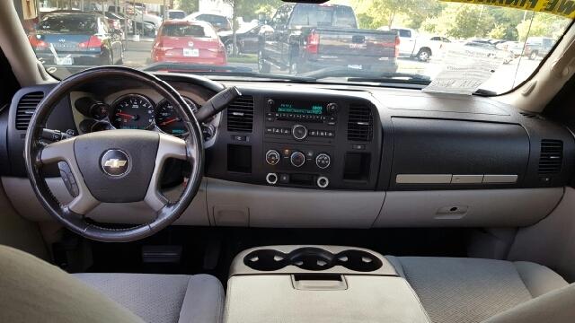 2008 Chevrolet Silverado 1500 2WD LS 4dr Crew Cab 5.8 ft. SB - Austin TX