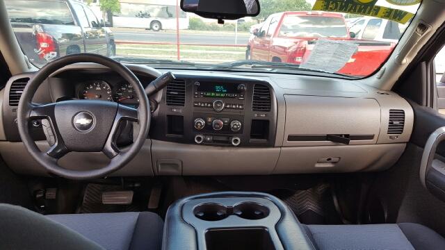 2007 Chevrolet Silverado 1500 LT1 4dr Crew Cab 5.8 ft. SB - Austin TX