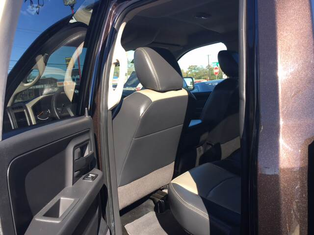 2010 Dodge Ram Pickup 1500 4x2 ST 4dr Quad Cab 6.3 ft. SB Pickup - Austin TX