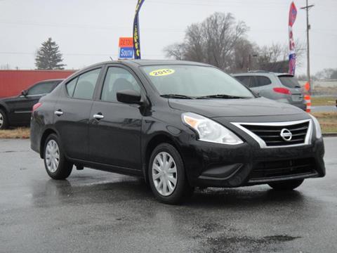 2015 Nissan Versa for sale in New Castle, DE