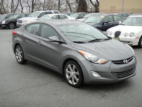 2011 Hyundai Elantra for sale in New Castle, DE