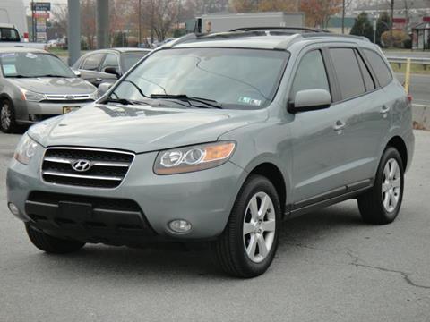 2007 Hyundai Santa Fe for sale in New Castle, DE