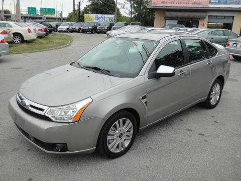 2008 Ford Focus for sale in New Castle, DE