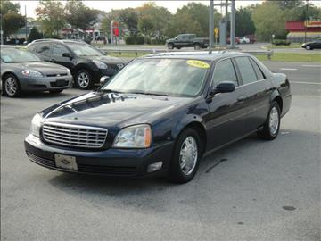 2005 Cadillac DeVille for sale in New Castle, DE