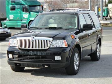 2006 Lincoln Navigator for sale in New Castle, DE