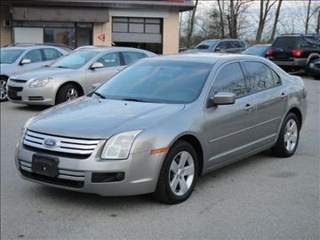 2008 Ford Fusion for sale in New Castle, DE